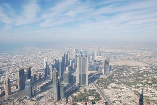Бурж Калифа. Дубаи