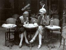 Кафе Париж Франция