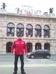 Вена в феврале