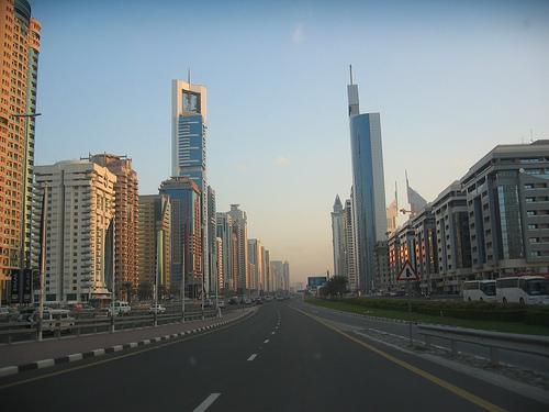Города арабских эмиратов