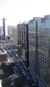 Столица Арабских Эмиратов