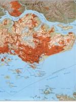 где расположен сингапур