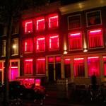 амстердам красные фонари фото