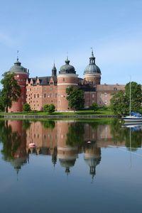 Где еще стоит побывать в Швеции? Дворцы и резиденции
