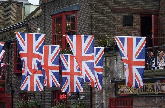 Символы Великобритании в веках