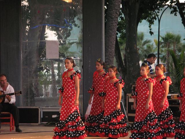 Зажигательная Испания – родина Фламенко и Корриды