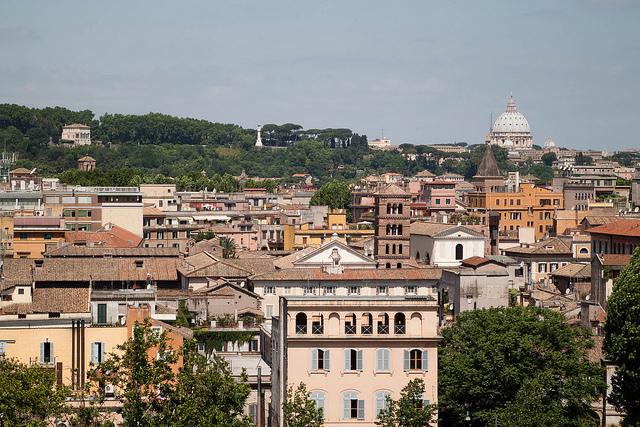 Холмы Рима