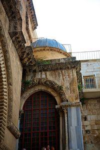 Иерусалим. Храм Гроба Господня (продолжение)
