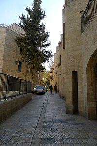 Иерусалим. Стены Старого города и его окрестности (продолжение)