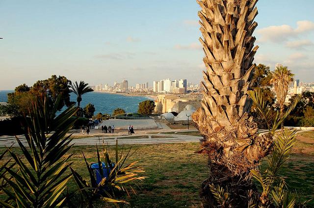 Погода в Израиле в июне