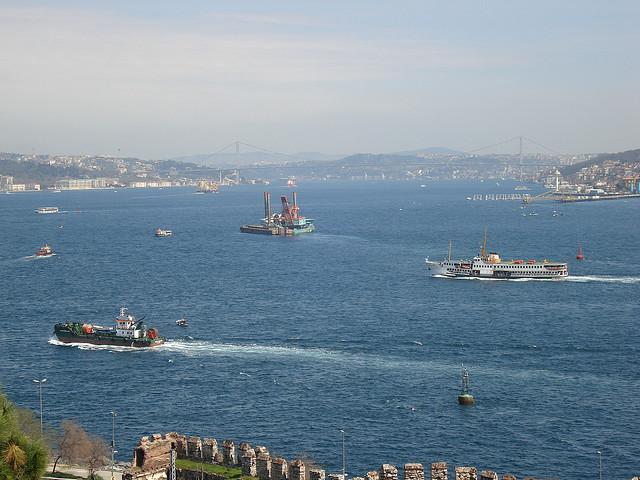 Где стоит побывать в Турции