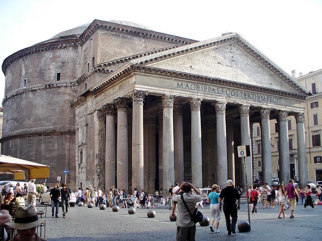 Древние города Италии — список
