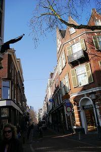 Нидерланды. Маастрихт (окончание) —  Утрехт