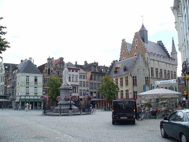Бельгия. Мехелен, Ватерлоо