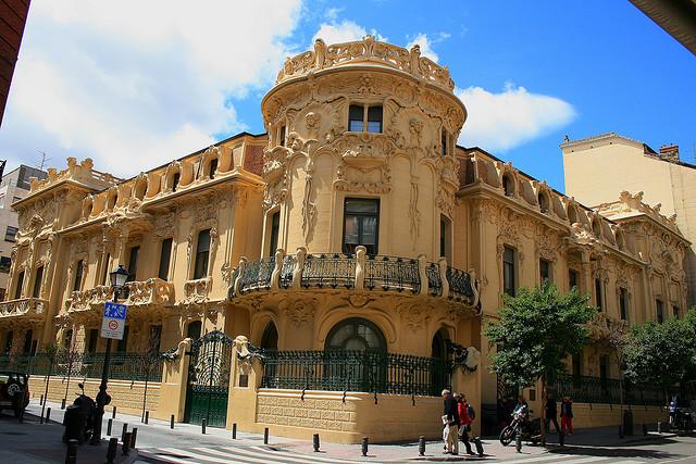 Испания. Мадрид — история