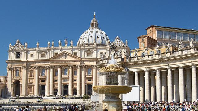 Собор Святого Петра в Римi