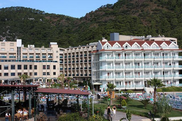 Лучшие отели Анталии
