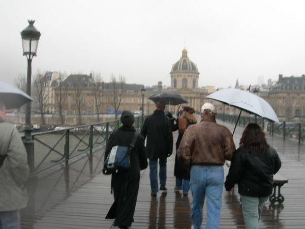 дожди во Франции