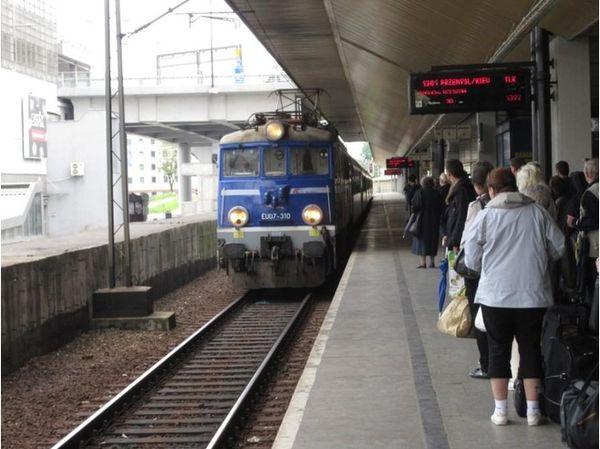 Как доехать до Кракова