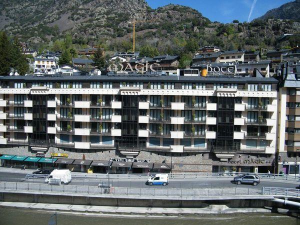 На что обратить внимание при выборе отеля в Андорре