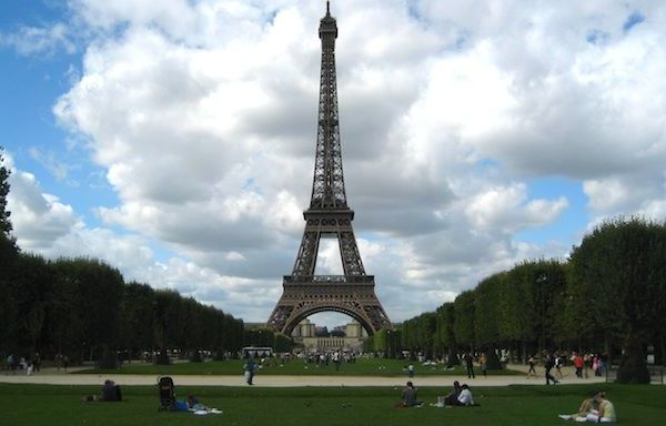 Как получить французскую визу в Украине?
