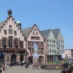 Rathaus во Франкфурте