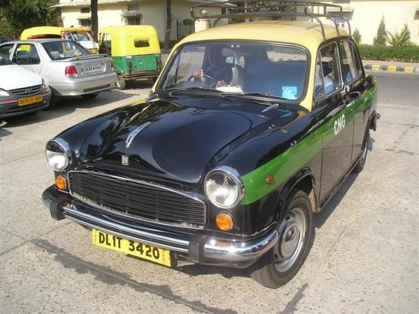 Особенности такси в Дели