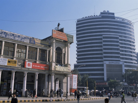 архитектура Дели