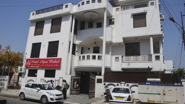 гостиницы Дели