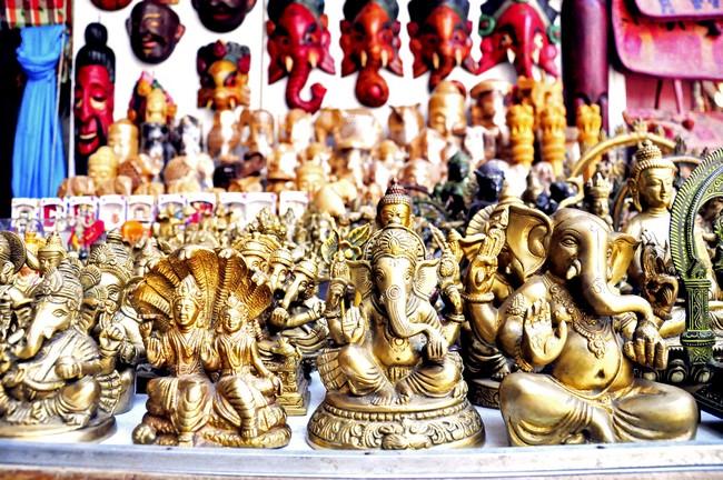 Почему стоит везти сувениры из Дели