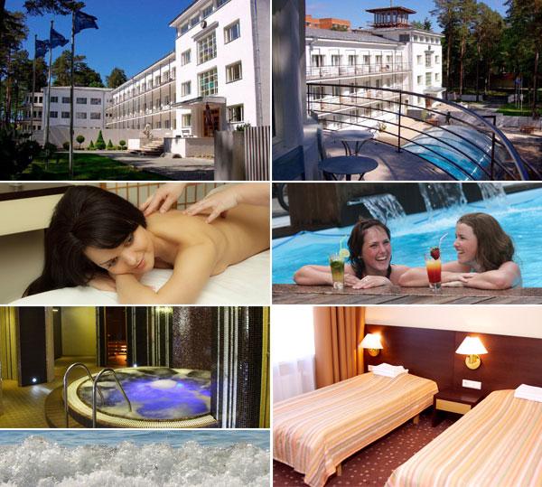Спа отели Эстонии