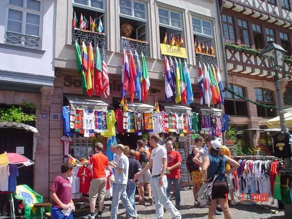 Какие магазины Франкфурта посетить