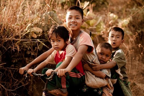 Какие люди в Таиланде живут?