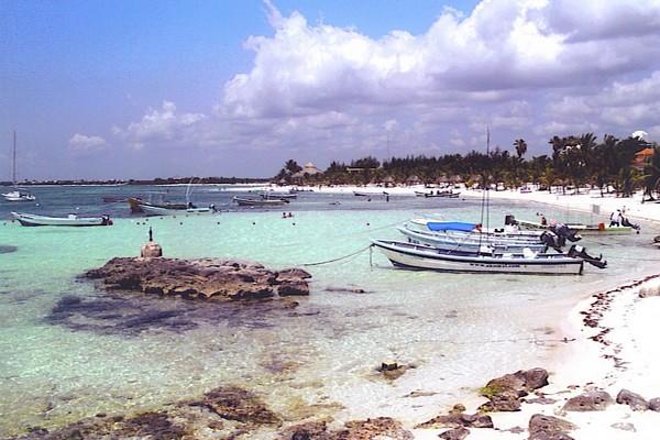 Пляжный отдых в Мексике в феврале