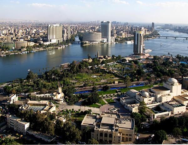 Маршруты в Каире Бург Аль Кахира