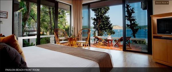 Отели Пхукета с собственным пляжем Baan Krating