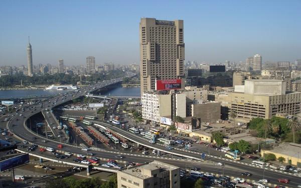 Каир — вечный город непостижимых Пирамид