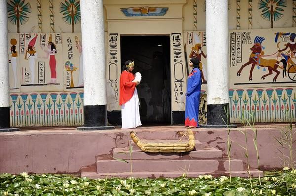Маршруты в Каире деревня Фараонов
