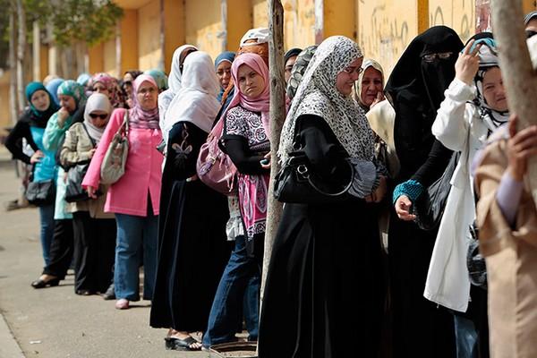 Население Каира