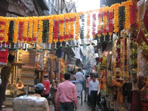 Базары Дели — где и что покупать