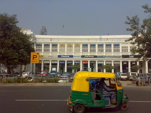 Торговые центры Дели