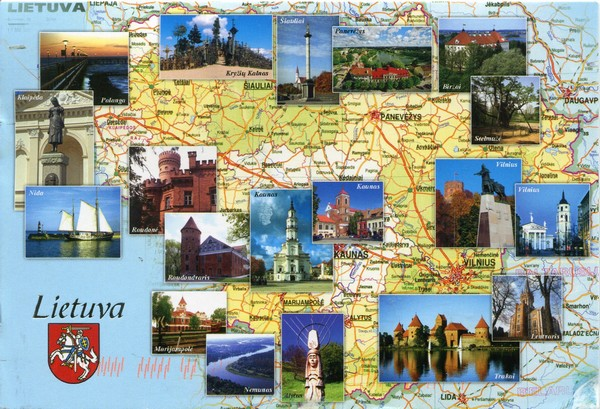 Как получить визу в Литву