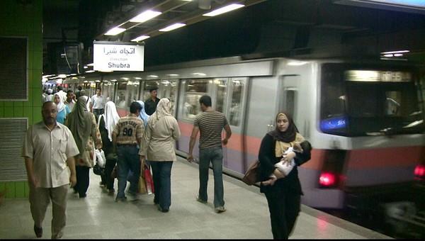 Транспорт в Каире метро