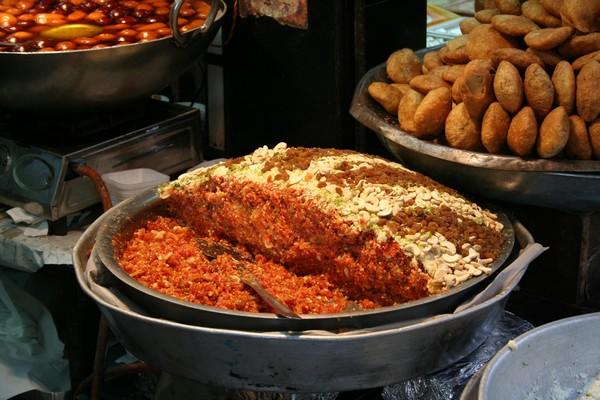 Где поужинать в Дели