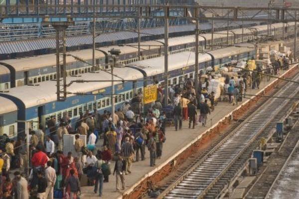 Вокзалы Дели