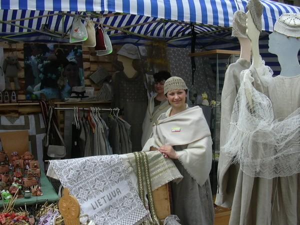 Покупки в Литве