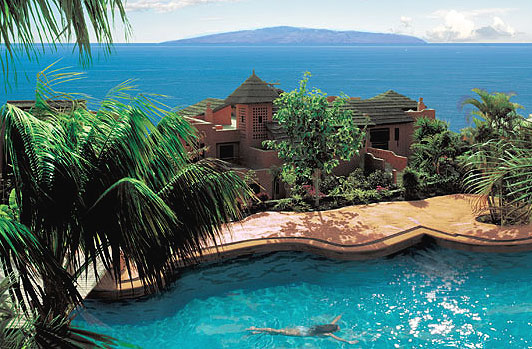 Отели Канарских островов Abama Resort Golf