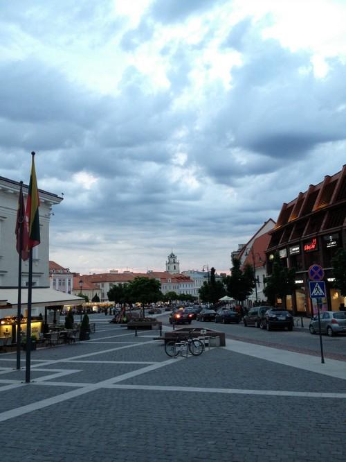 Какая погода в Литве