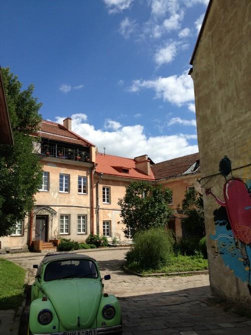 Ремонт в Литве