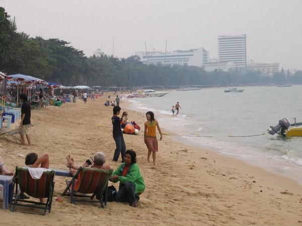Путевки в Таиланд в январе пляж Паттайя